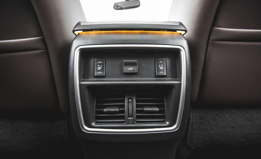 2015 Nissan Murano Platinum AWD - Slide 143