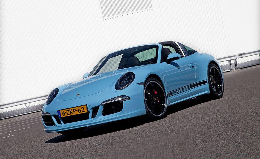 2015 Porsche 911 Targa 4S Exclusive Edition - Slide 5