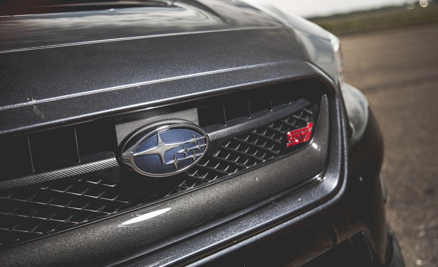 2016 Subaru WRX STI - Slide 10