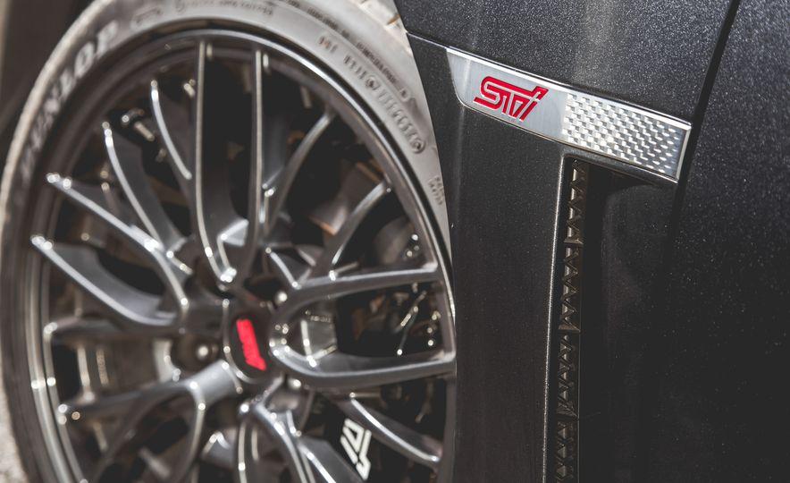 2016 Subaru WRX STI - Slide 13
