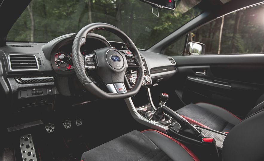 2016 Subaru WRX STI - Slide 19