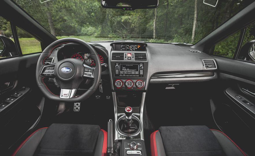 2016 Subaru WRX STI - Slide 20