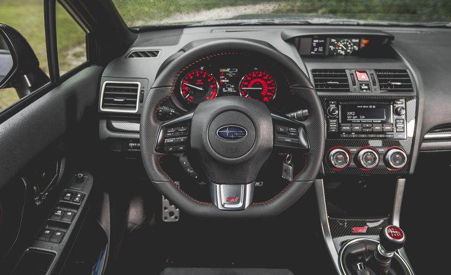 2016 Subaru WRX STI - Slide 23