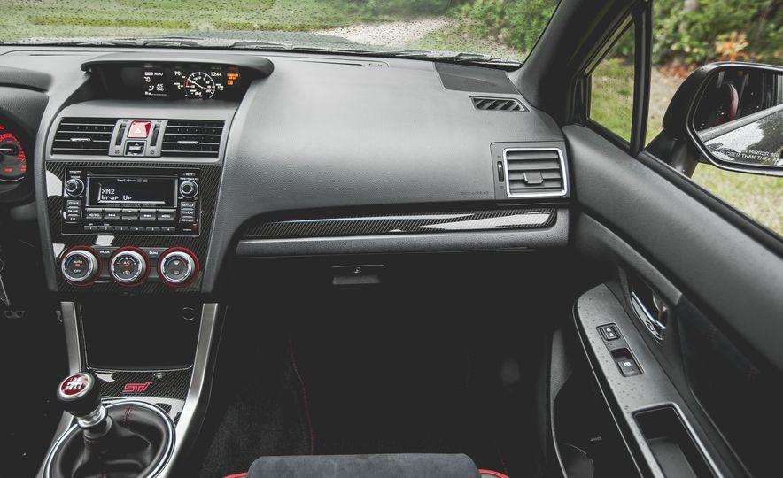 2016 Subaru WRX STI - Slide 26