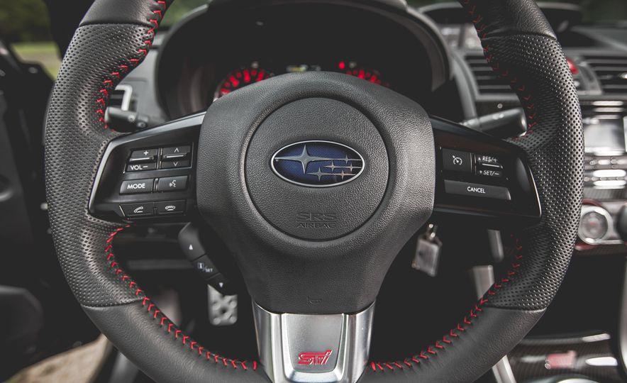 2016 Subaru WRX STI - Slide 28