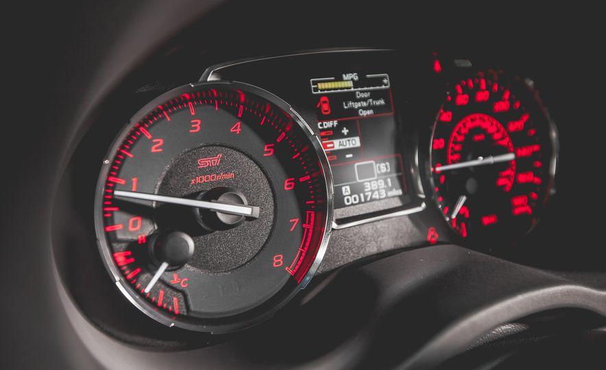 2016 Subaru WRX STI - Slide 30