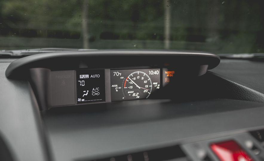 2016 Subaru WRX STI - Slide 31