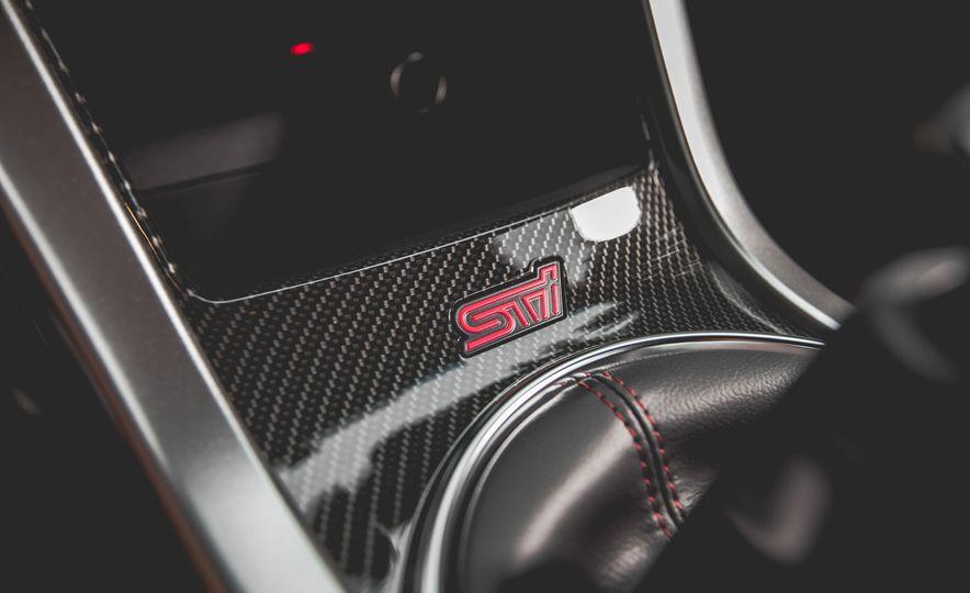 2016 Subaru WRX STI - Slide 34