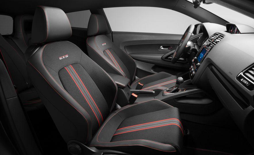 2015 Volkswagen Scirocco GTS (Euro-spec) - Slide 5