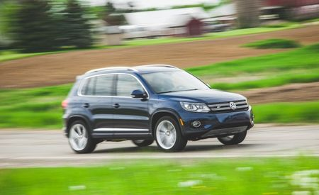 Aging Volkswagen Tiguan to Stick Around As the Tiguan Limited