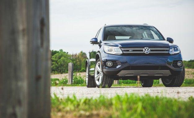 2016 Volkswagen Tiguan Gets $1400 Price Drop, Up-to-Date Equipment