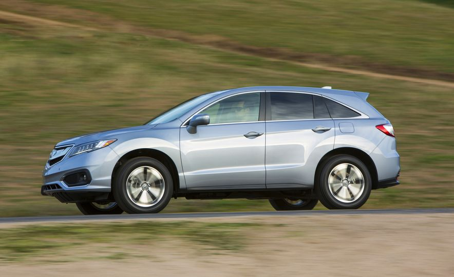 2016 Acura RDX  Photo Gallery  Car and Driver