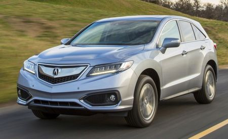 Xmas in April! Acura Adds Power and Features to RDX Crossover, Releases Pricing
