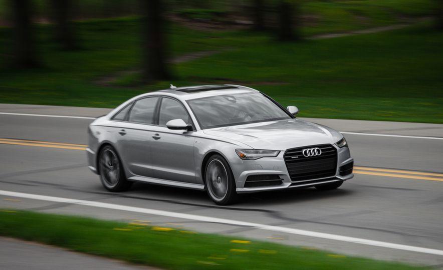 2016 Audi A6 3.0T - Slide 1