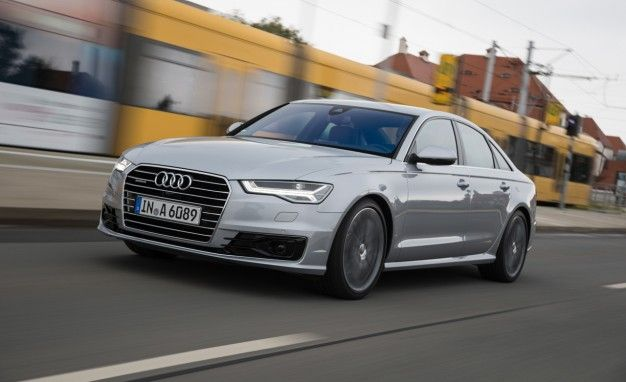 Revised 2016 Audi A6, A7, S6, S7, and RS7 Priced; Most Models Cost More