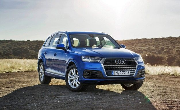 More Details Emerge on New Audi Q7—Including Mega-Powerful Diesel SQ7