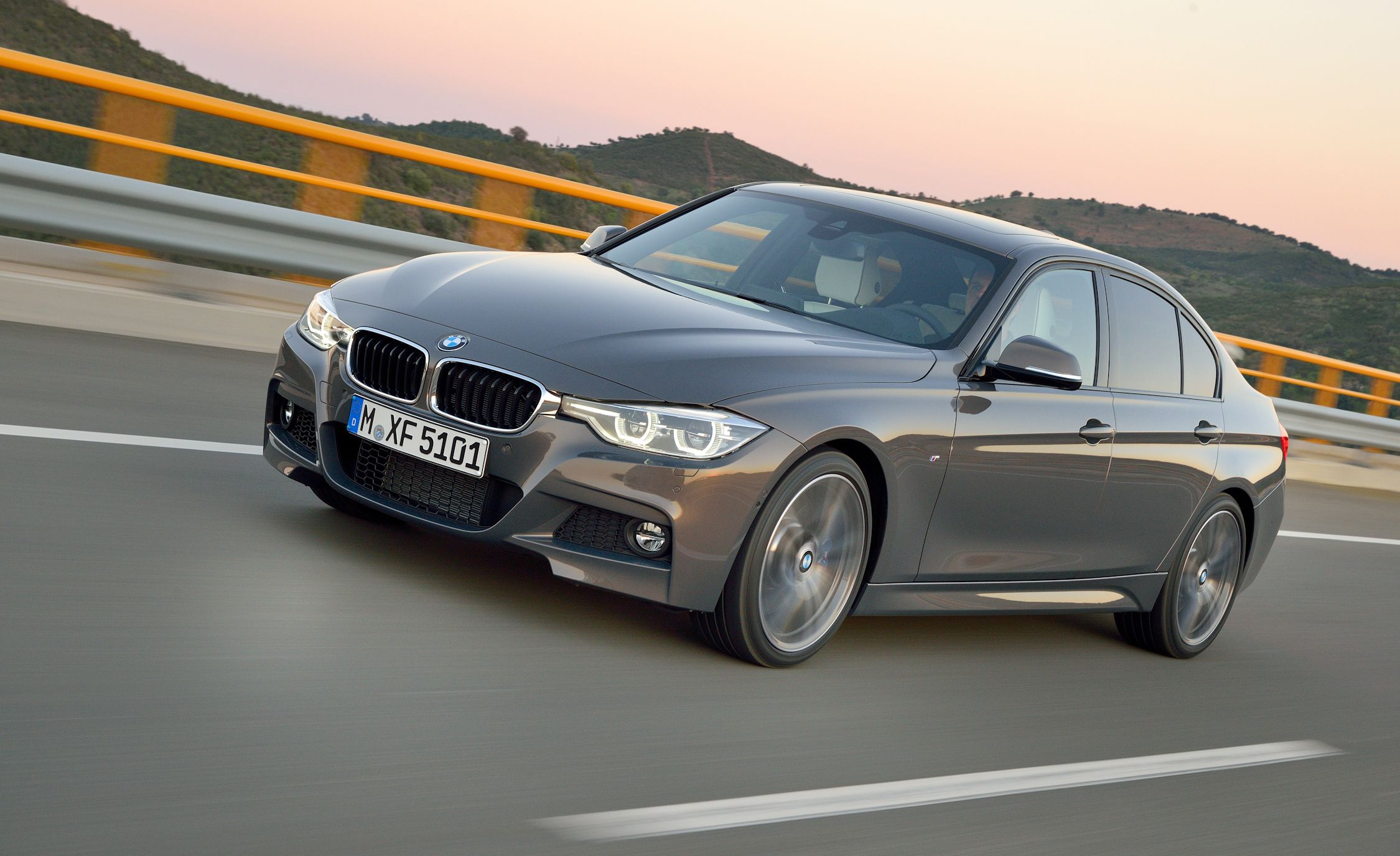 2016 bmw 3-series photos and info – news – car and driver