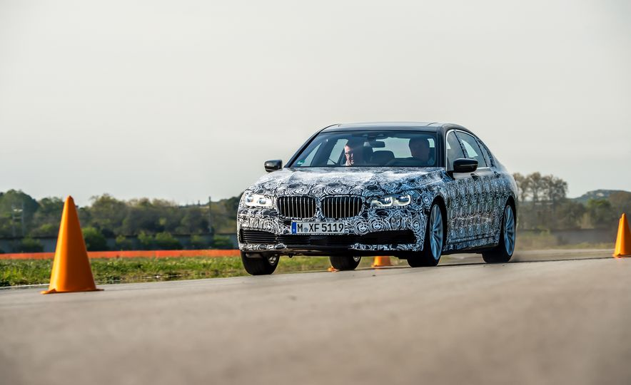 2016 BMW 7-series prototype - Slide 1