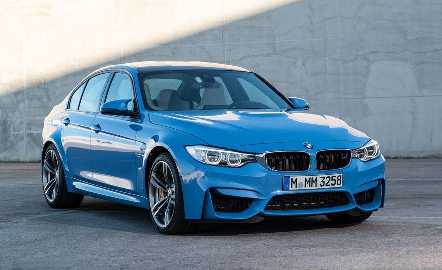 2016 BMW M3 - Slide 1