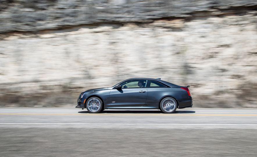 2016 Cadillac ATS-V sedan - Slide 8
