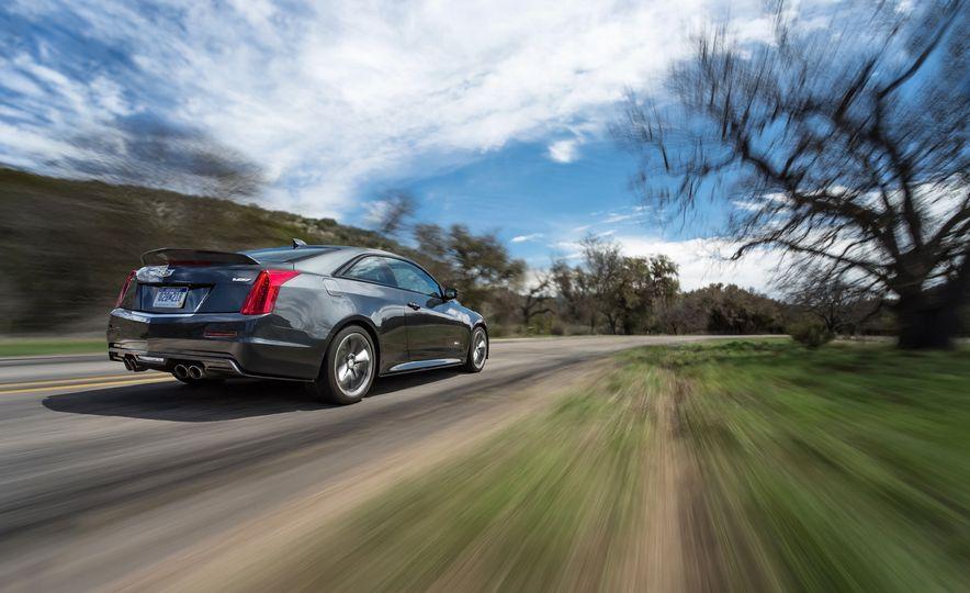 2016 Cadillac ATS-V sedan - Slide 7