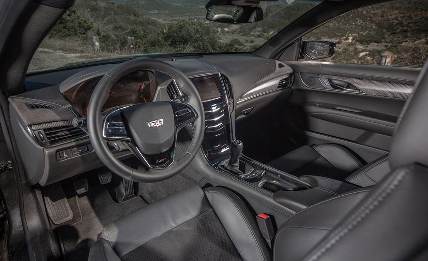 2016 Cadillac ATS-V sedan - Slide 10