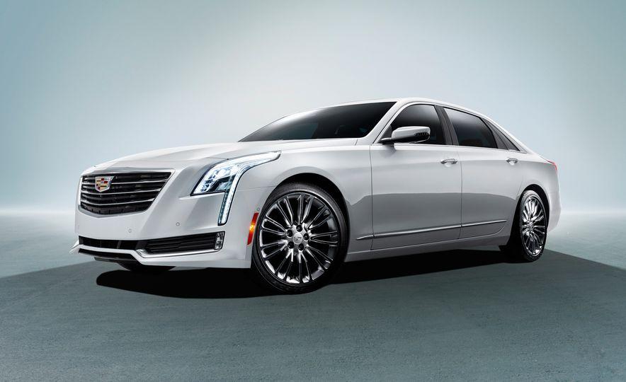 2016 Cadillac CT6 - Slide 1