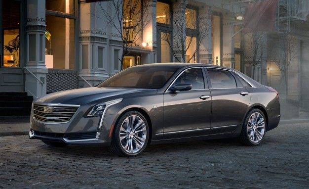 2019 Cadillac Ct6 Reviews Price Photos And Specs Car Driver