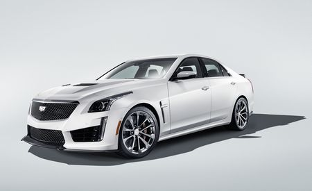 Vee-ndetta: 2016 Cadillac CTS-V Way More Affordable than M5, E63 AMG