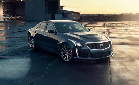 Vee-ndetta: 2016 Cadillac CTS-V Way More Affordable than M5, E63 AMG