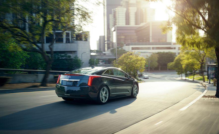 2016 Cadillac ATS-V sedan - Slide 27