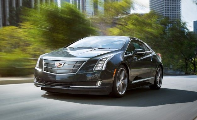 2016 Cadillac ELR: A Wave of Sportiness Washes Over Caddy's Pretty Plug-In