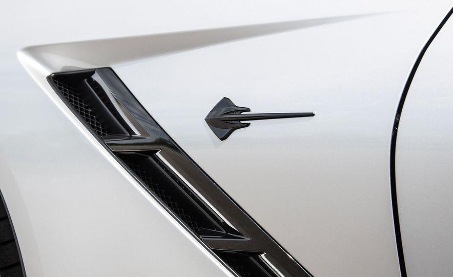 2016 Chevrolet Corvette convertible - Slide 4