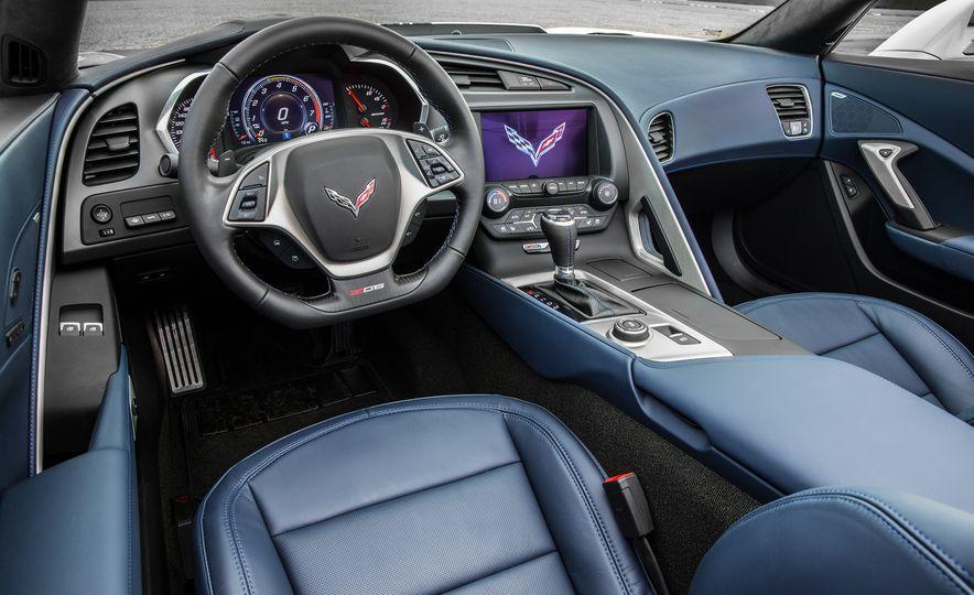 2016 Chevrolet Corvette convertible - Slide 13