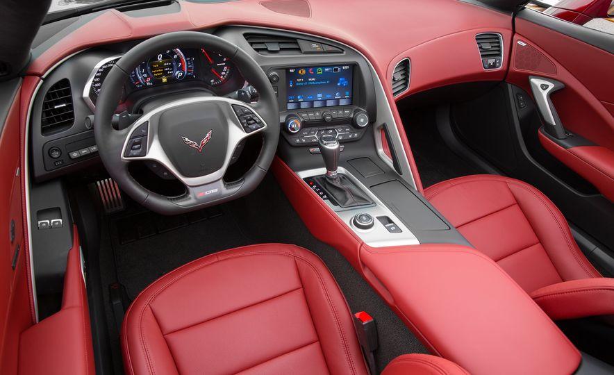 2016 Chevrolet Corvette convertible - Slide 8