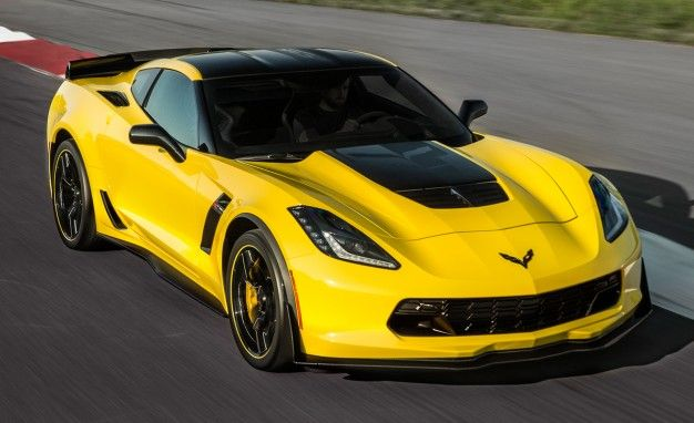 2016 Chevrolet Corvette, Corvette Z06 Get Mild Updates, Are Still Aweseome