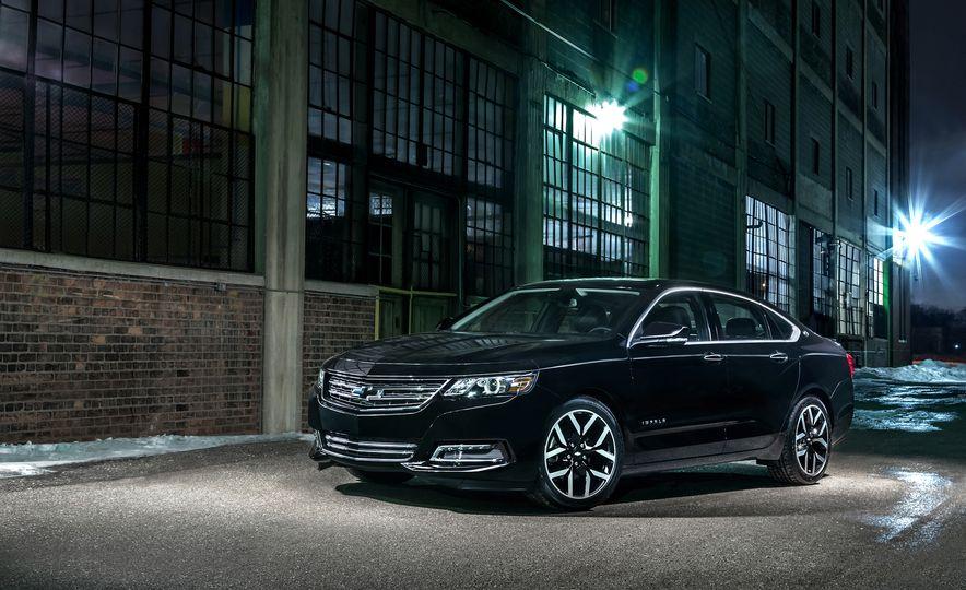 2016 Chevrolet Impala Midnight Edition - Slide 1
