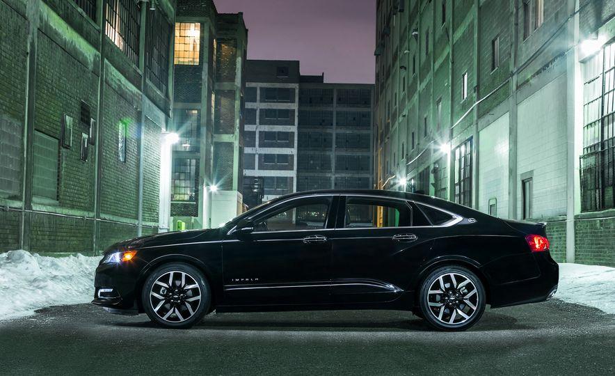 2016 Chevrolet Impala Midnight Edition - Slide 3
