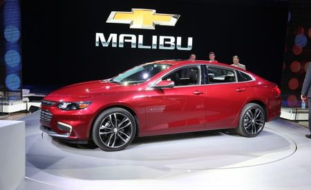Chevy Says 2016 Malibu Hybrid Does 47 MPG Combined