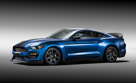 Ford Announces Hyper-Limited Run of GT350/GT350R Models for 2015
