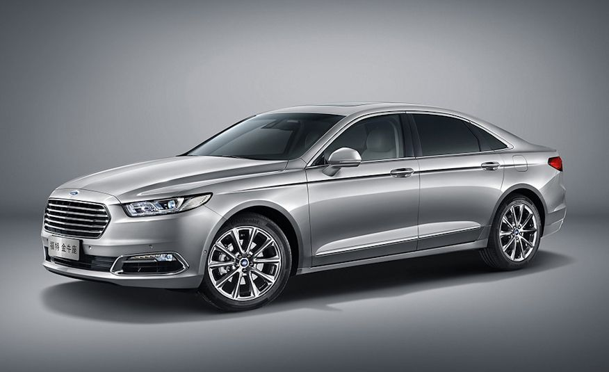 2016 Ford Taurus (Chinese spec) - Slide 1
