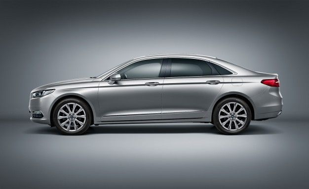 View  Ford Taurus Chinese Spec