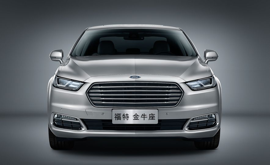 Worksheet. 2016 Ford Taurus Chinese spec Pictures  Photo Gallery  Car and