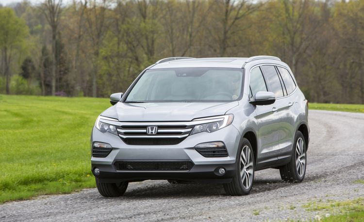 2016 Honda Pilot – First Drive Review