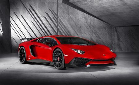 That's a Lot of Ponies: Lambo Announces Production Numbers for 740-hp Aventador SV