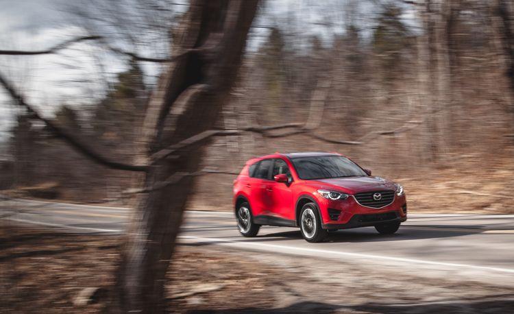 2016 Mazda CX-5 2.5L AWD – Instrumented Test