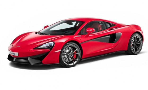 In the Club: 533-Horsepower McLaren 540C Officially Unveiled