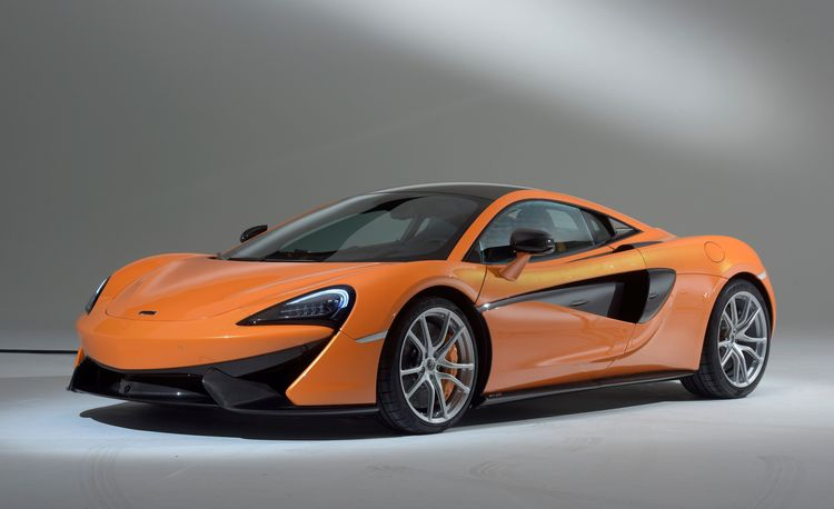 2016 McLaren 570S Dissected: Powertrain, Chassis, Design, and More! – Feature