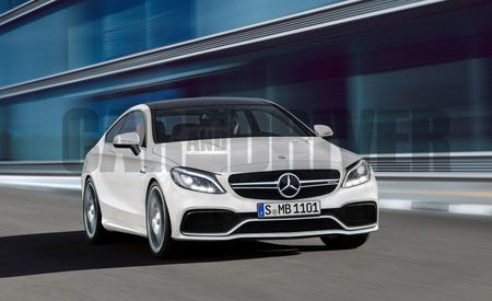 2016 Mercedes-AMG C63 Coupe Rendered, Detailed – Future Cars