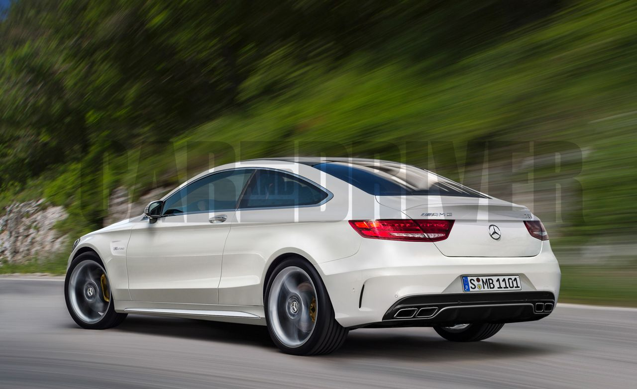 2017 MercedesAMG C63 coupe Pictures  Photo Gallery  Car and Driver
